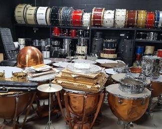 Timpani Kettle Drums
