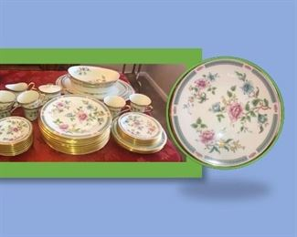 "Lenox ""Morning Blossom"" China"