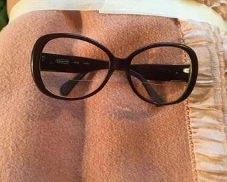 Coach glasses