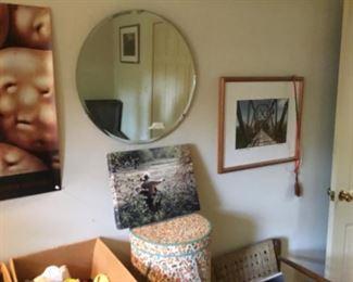 Mirror & picture