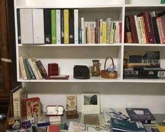 Books & office items