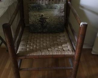 Neat chair