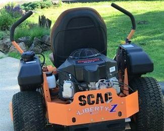 Scag 48 inch cut