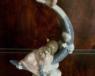 "$75 Lladro Heaven's Lullabye #6583;  9""H"
