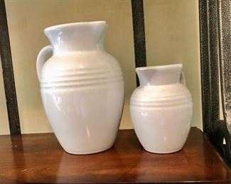 $55 Le Creuset pitchers