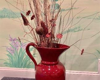 "$50 Vase 21.5""H"