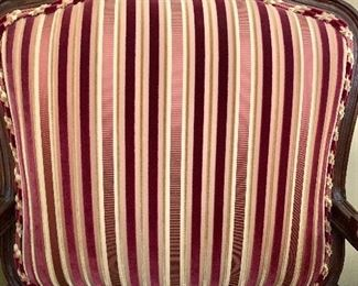 Detail: Louis Solomon armchair