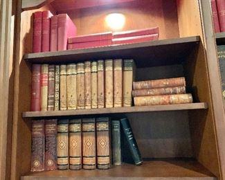 Leather Bound Books