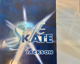 $45 Figure Skates.  New in Box.  Size 4.