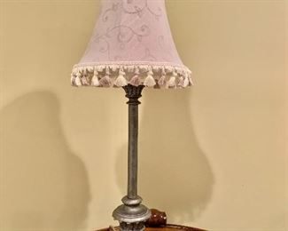 """$45 Table lamp  32""""H"""