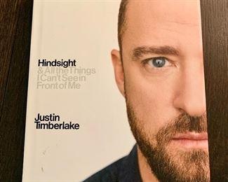 """$15 """"Hindsight"""" by Justin Timberlake"""