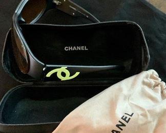 Chanel sunglasses photo 4