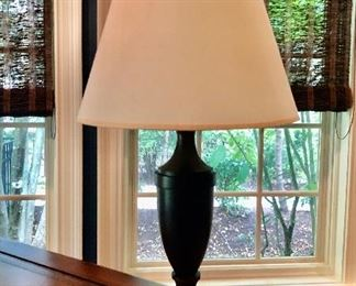 """$80 Table lamp 27.5""""H"""