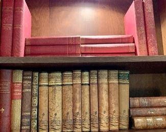 "$95 ""History of Nations""  by James Fletcher.  The Bradley Company, Publisher.  Set of 26."