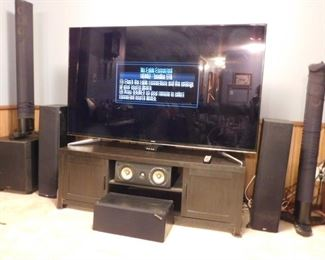 75 inch flat screen television