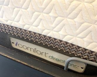 "Serta king size mattress ""Comfort Directions"""