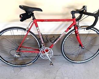 Lemond men's road bike