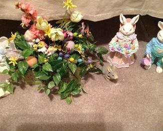 Easter decor, again