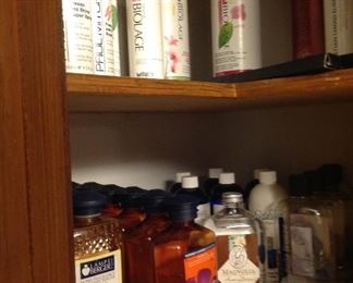 Large selection of Paul Mitchell products and Lampe Berger, Sophia and other lamp oils