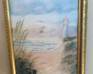 Light House Art $35
