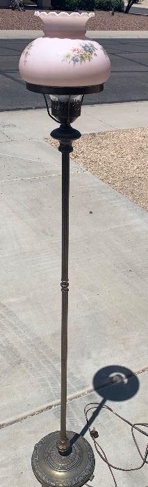 Antique 1930's Floor Lamp $100