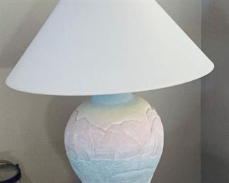 South West Lamp Large $45