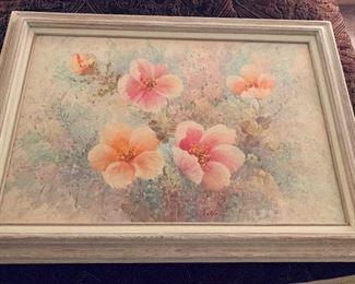 Art By Fields Oil on canvas $50