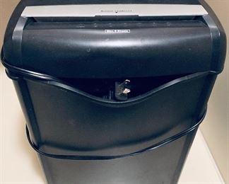 Large paper shredder $25