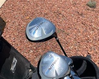 Nitrex golf clubs $40
