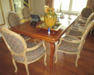 Dining Room Refectory Table (Not Chairs)