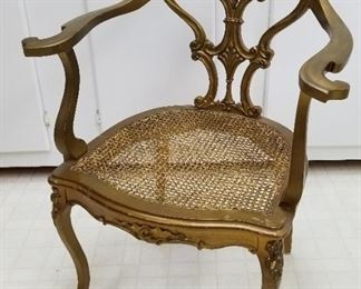 Chair Carved French