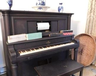 Jansen Player Piano