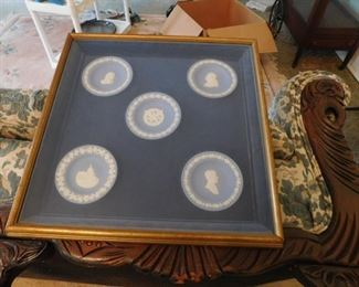 Wedgwood plate collection