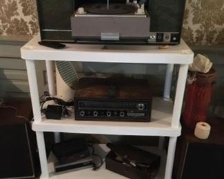 Record players,  stereo