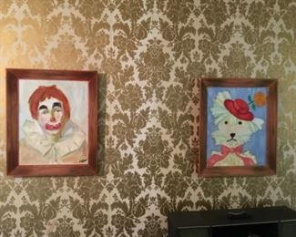 Clown Art