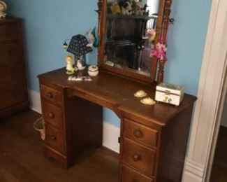 Child's Maple Dresser
