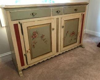 Lane decorative dresser