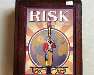 Unique case for game of Risk