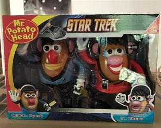Star Trek Mr. Potatoe Head