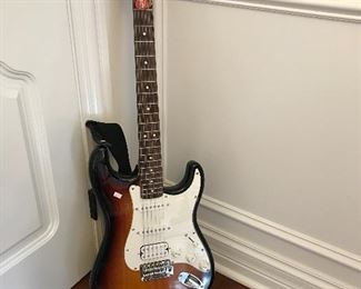 Squire Strat Stratocaster by Fender