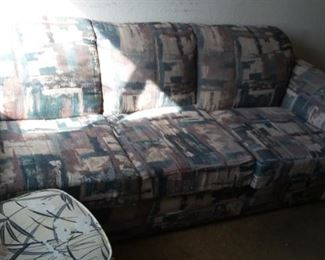 Used sofa, good condition.