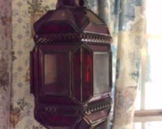 $68 Maroccan lantern