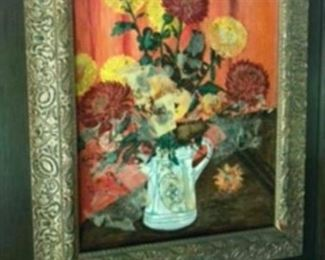 $90 Still life by Louise Robinson