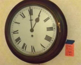 $68 English clock