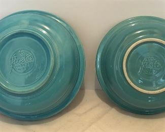 Bottom of bowls