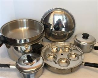 Lot #73, Great stovetop essentials, $20/all