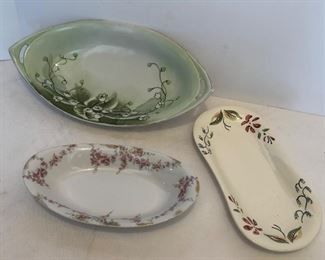 Lot #88, Misc. small trays, $9