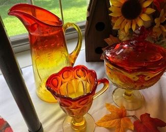 AMBERINA GLASS