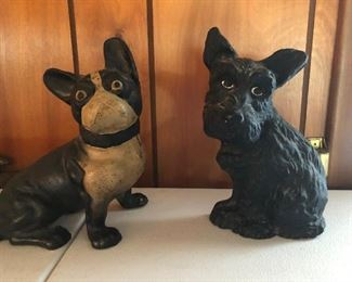 CAST IRON DOGS