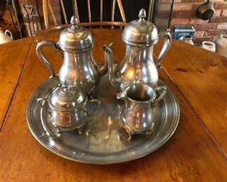 COLONIAL PEWTER BY BOARDMAN
